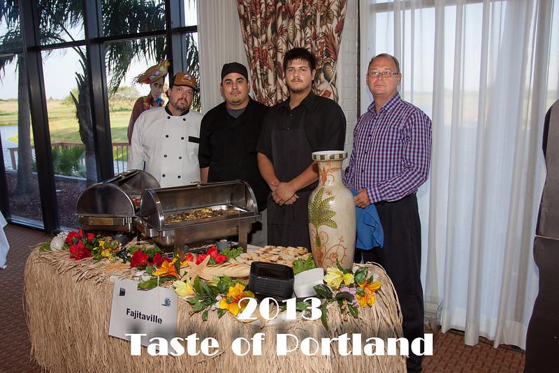 Taste of Portland  13-021