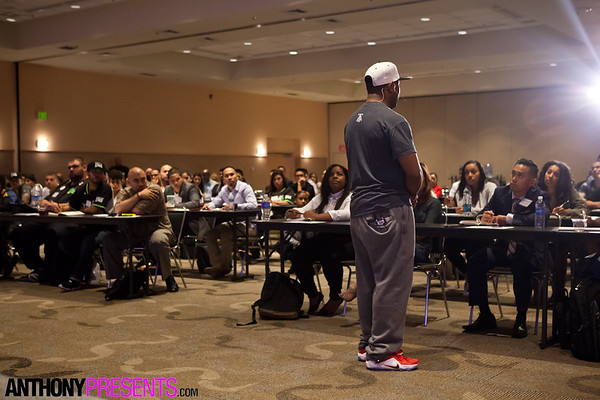 Change The Game Seminar