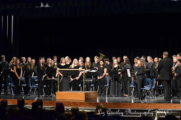 12.15.2014 Chapman Band/Choir/Orchestra Concert