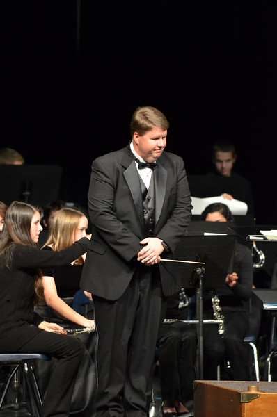 12.6.12 Chapman Band Christmas Concert