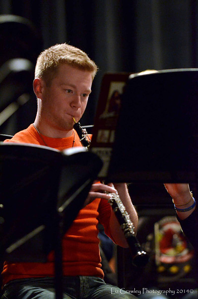 2014 Limestone College Clinic - High School Band - Friday