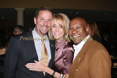 IMG_1379 Paul & Jennifer D'Amico with Randy Johnson