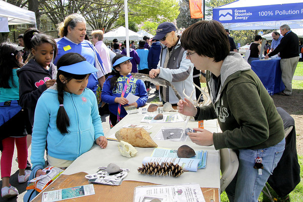 Earth Fest at Temple Ambler