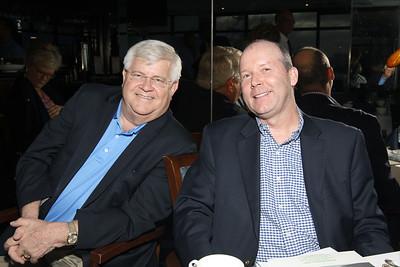 IMG_7313 Chief Deputy Mike Gauger & Stan Crooks