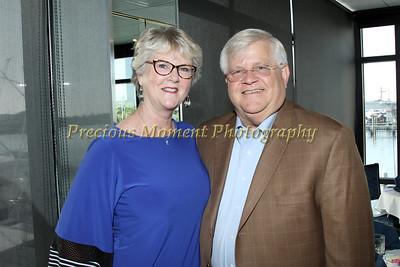 IMG_3564 Phyllis Gauger & Chief Deputy  Michael Gauger