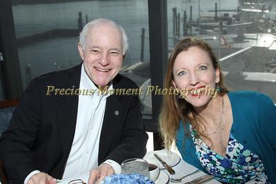 IMG_3574 Dr Stephen Alexander & Judge Karen Miller