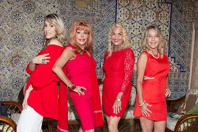 IMG_3716 Wendy Roberts,Mary Ellen Pate, Desiree Mufson & Stephanie Kantis