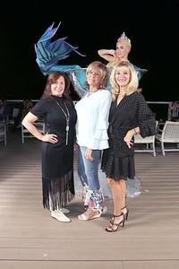IMG_0148 Pat Deangelis, Carol Megonegal & Suzann McKenna