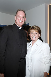 IMG_5304 Father Brian King & Connie Frankino