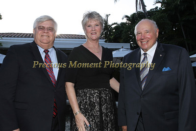 IMG_0315 Chief Deputy Michael E  & Phyllis Gauger, Mayor Bernard Featherman