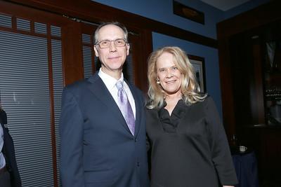 IMG_7639 Dr John Strasswimmer & Julie Araskog