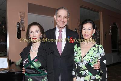 IMG_8254 Regine & Bill Diamond,Ira Kettner