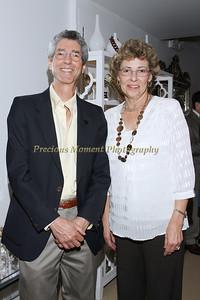 IMG_2328 David Leavitt & Leslie Moss
