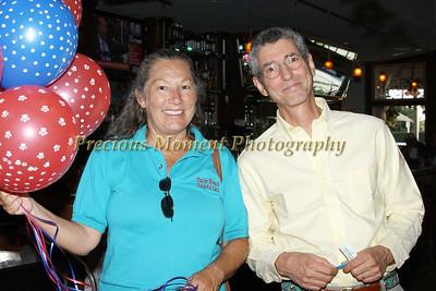 IMG_0725 Winki Barber & David Leavitt  President of Palm Beach Island Cats