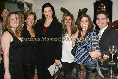 IMG_3784 Sharon Alexander,Ila Ardleigh,Linda Behmoiras,Ronnie Kaufman,Lori & Dr Rafael Cabrera