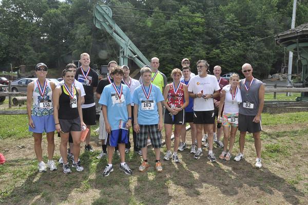 Sandy Sellers Copley Memorial 5K Run