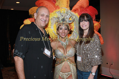 IMG_0077 Andy & Barbara Kallen with showgirl