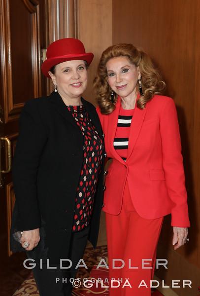DOREEN SCHONBRUN AND REENA HOROWITZ