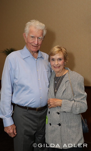 DR. BILL MCCOLL AND BARBARA MCCOLL