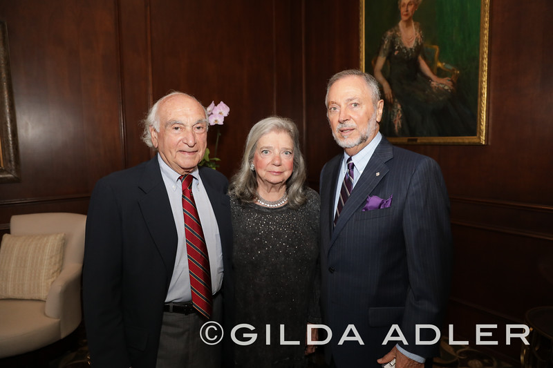DR. JOSEPH SCHMIDT, ANDREA SCHMIDT AND ALBERT WILLIAMS