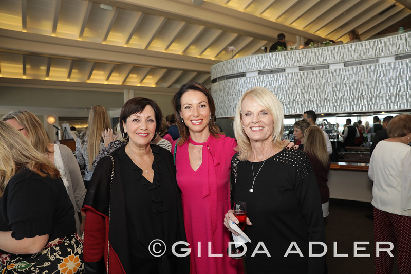 Stephanie Stidman, Eliza Friedman and Marlene McNally