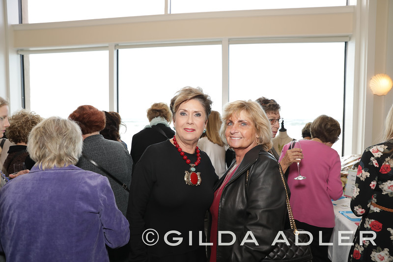 Judy Burer and Thoene Parnel