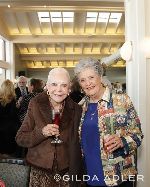 Jean Jones and Jean Johnston
