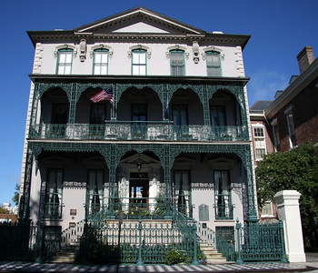 GOVERNOR JOHN RUTLEDGE HOUSE