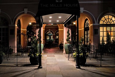 MILLS HOUSE HOTEL