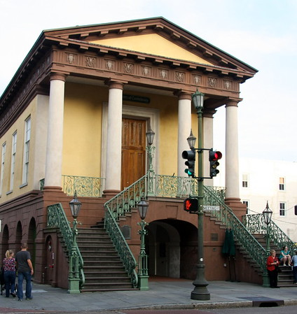 The Historic Charleston City Market