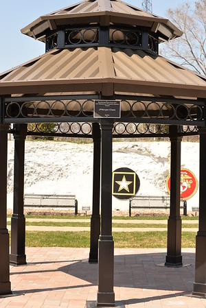 Piquette Square Gazebo for CHASE