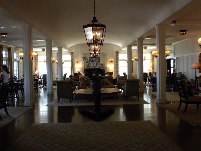 Chatham Bars Inn Hotel Lobby