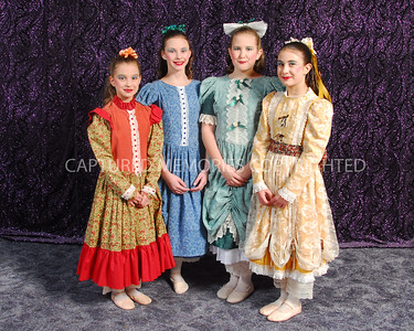 PARTY GIRLS CAST A
