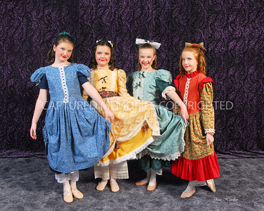 PARTY GIRLS CAST B 1