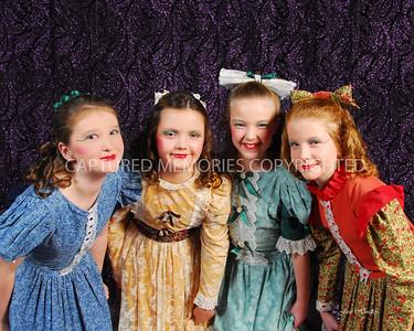 PARTY GIRLS CAST B 2