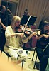 Copy (2) of CLOSE UP OF VIOLINIST 82070032