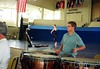motion with timpani and dancer 82060026
