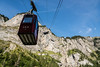 Cable car from Kandersteg to Allmenalp