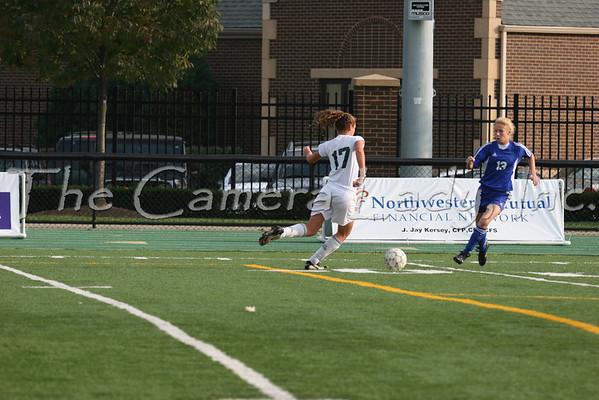 CHCA 2005 Girls Var Soccer vs Summit 10.13