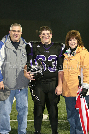 CHCA Senior Athlete Night October 2006