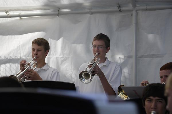 CHCA 2007 Genesis Big Band @ Annunciation 9.30