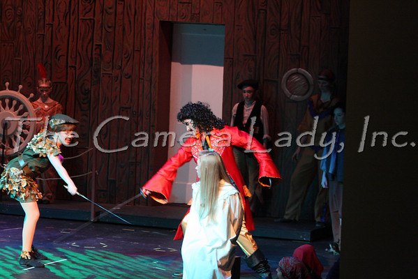 CHCA 2008 MS Musical - Peter Pan 1.20