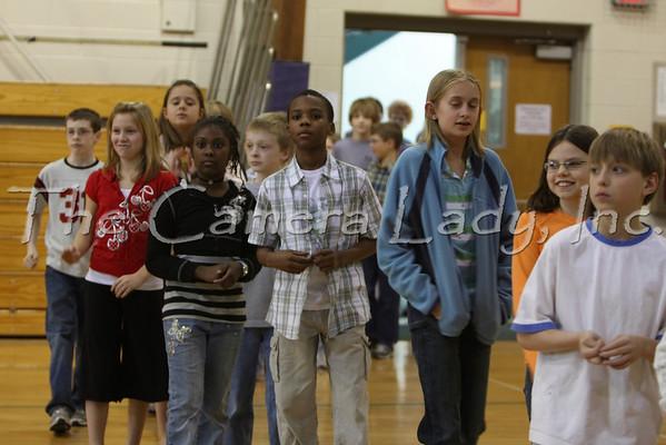 CHCA 2007-8 5th Grade DARE Graduation