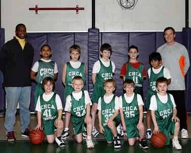 CHCA 2007 3rd Grade Basketball