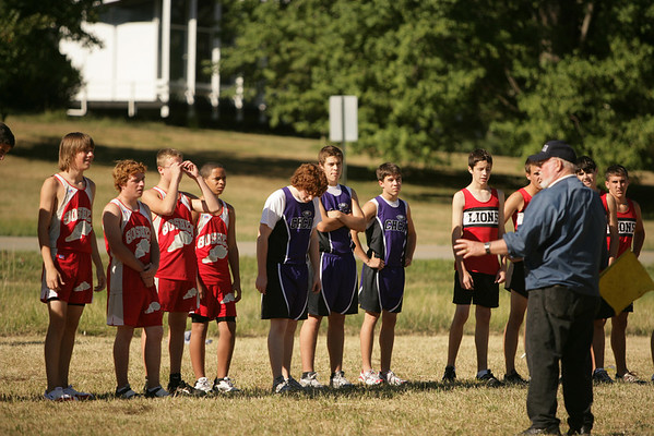 CHCA 2007 Boys CC