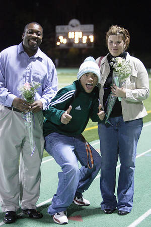 CHCA 2007 Fall Senior Athlete Night