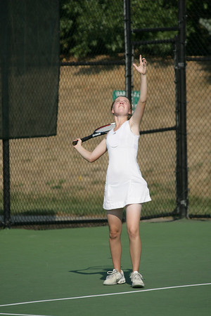 CHCA 2007 Girls JV Tennis 9-20