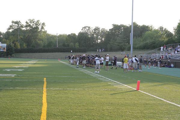CHCA 2007 Varsity Football vs Bethel Tate 8-24