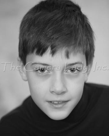 CHCA 2008 EBL Christmas B/W Portraits