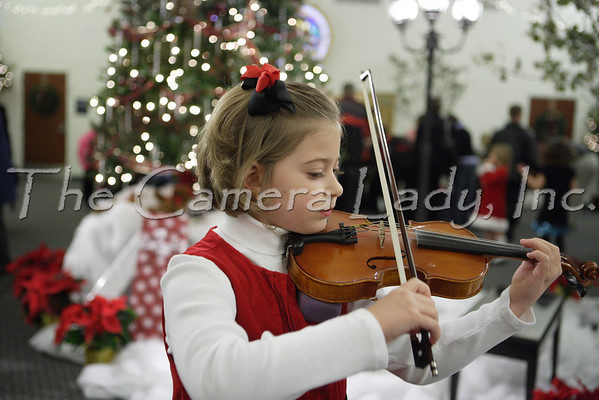 CHCA 2008 EBL Christmas Violins Intermission 12.05